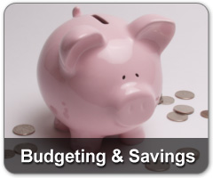 Budgeting and Saving Classes
